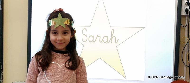 Protagonista: Sarah