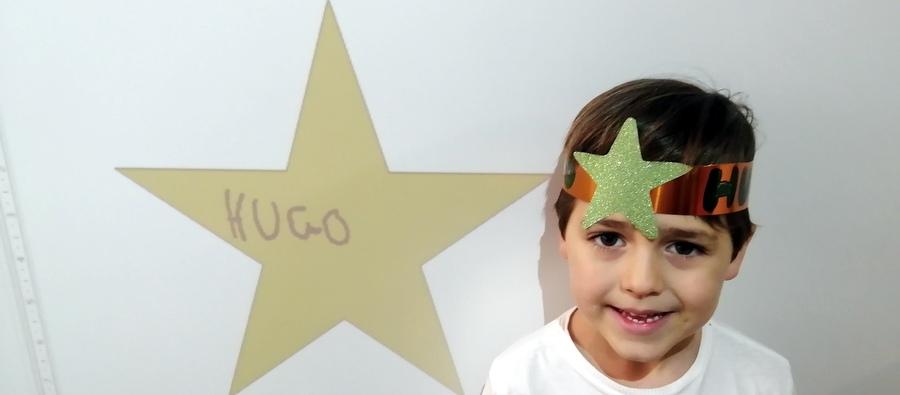 Protagonista: Hugo
