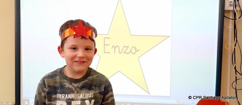 Protagonista: Enzo
