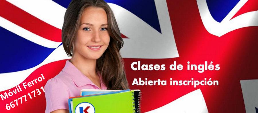 Extraescolar: clases de Inglés